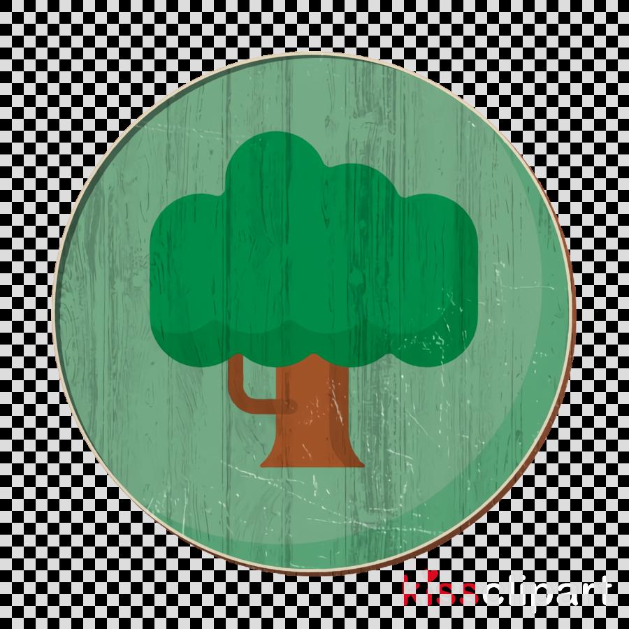 Nature icon Tree icon Climate Change icon