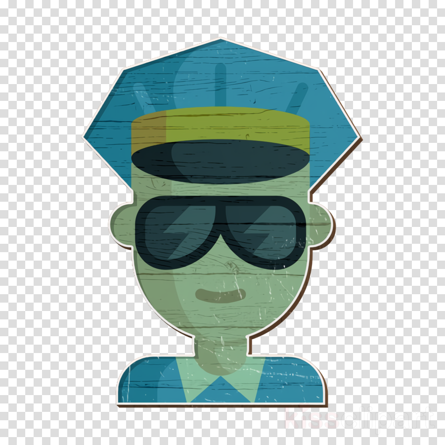 Law and Justice icon Cop icon