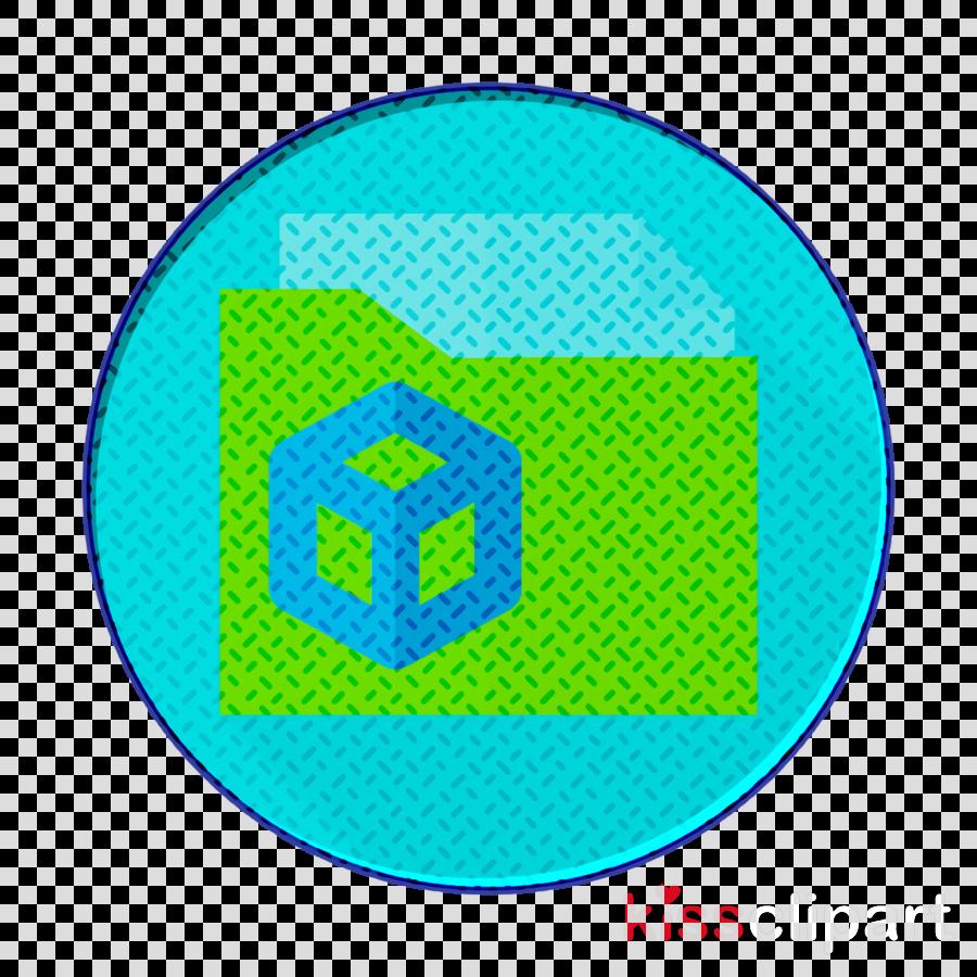 3D Printing icon Cube icon Folder icon