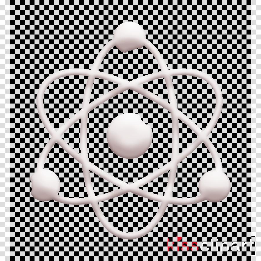 Atomic energy icon Climate Change icon Atom icon