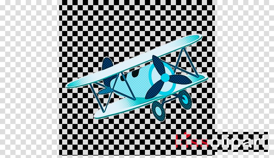 airplane vehicle aircraft biplane turquoise