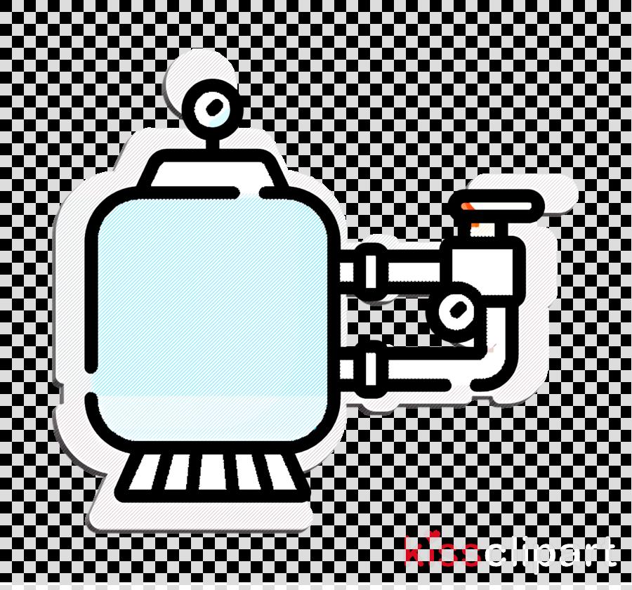 Filter icon Swimming Pool icon