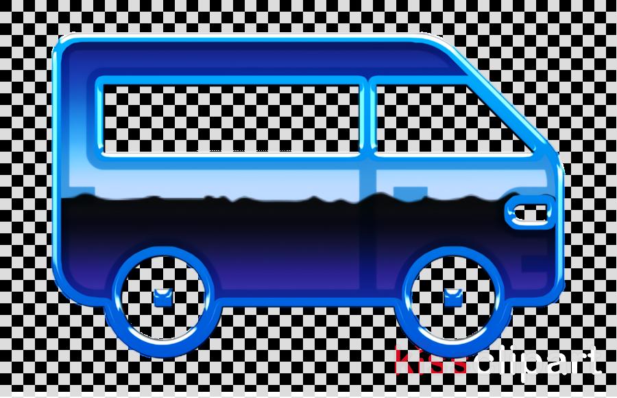 Car icon Van icon