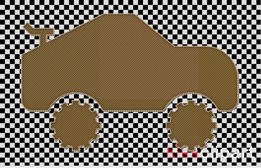 Racing car icon Car icon