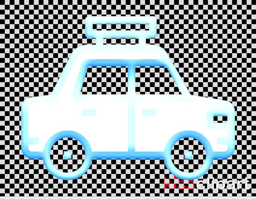 Car icon Cab icon Taxi icon