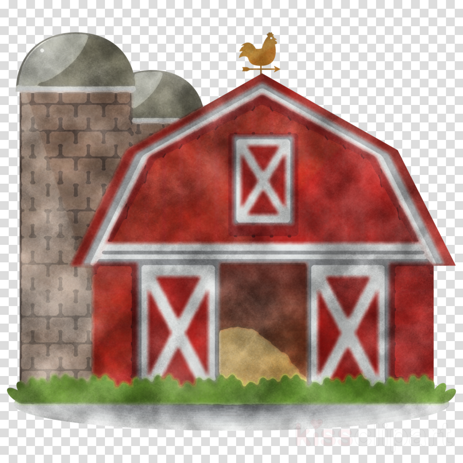 barn roof building house