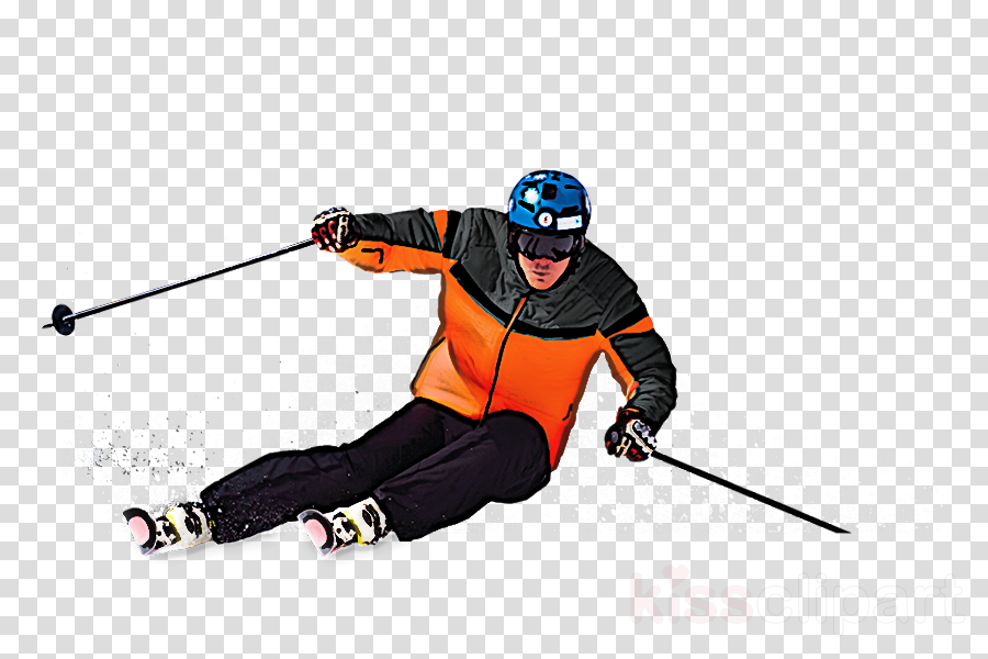 skier ski skiing ski pole winter sport