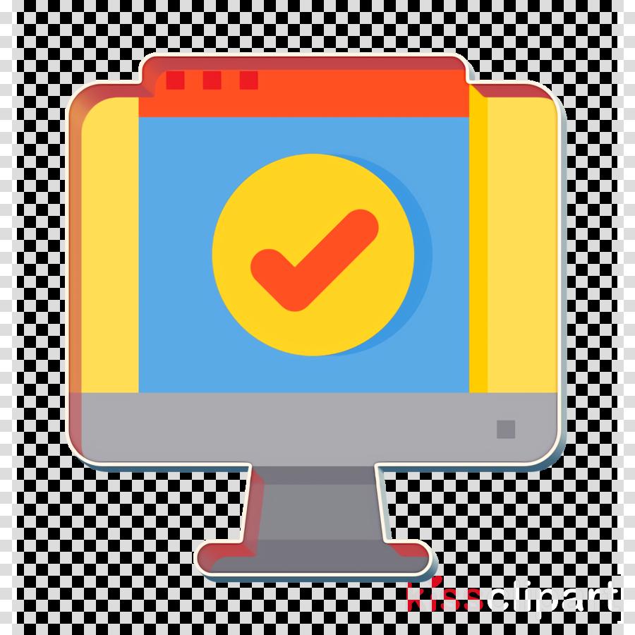 Check icon Type of Website icon Service icon