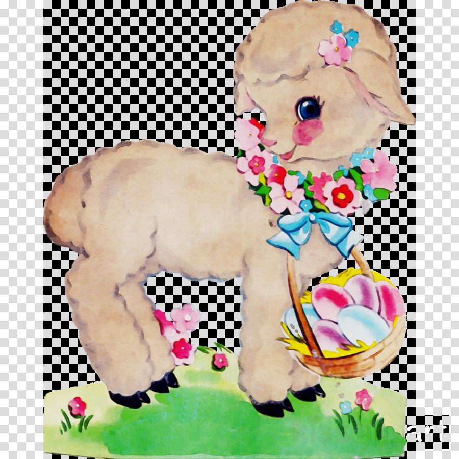 animal figure pony toy fawn