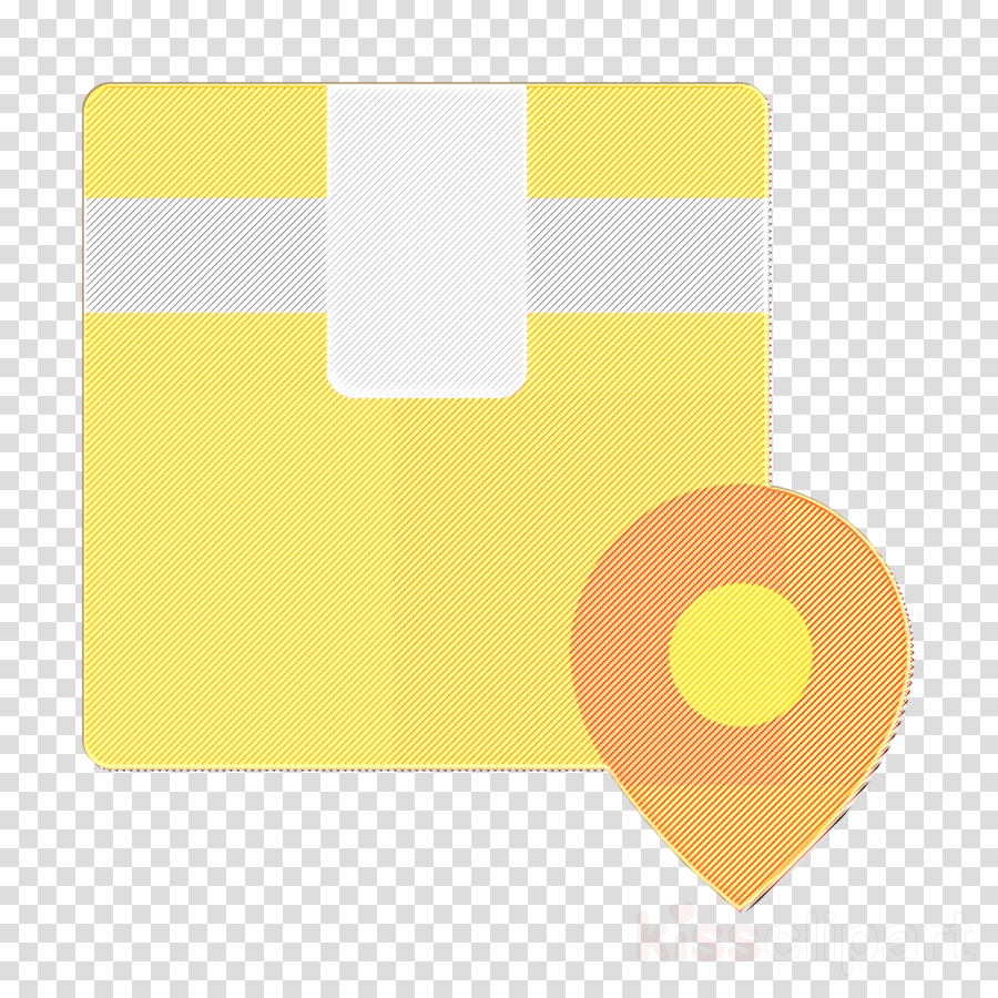 Maps and location icon Logistics icon Navigation icon