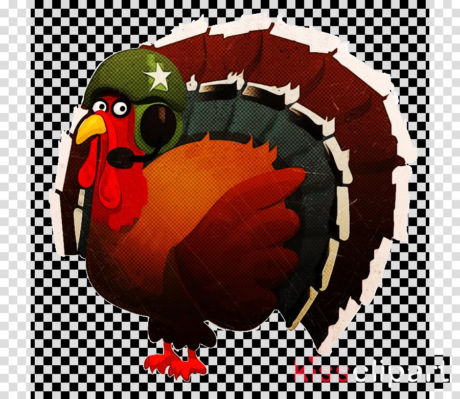 turkey bird beak