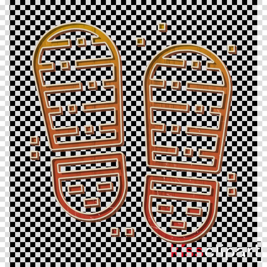Step icon Footprint icon Crime icon