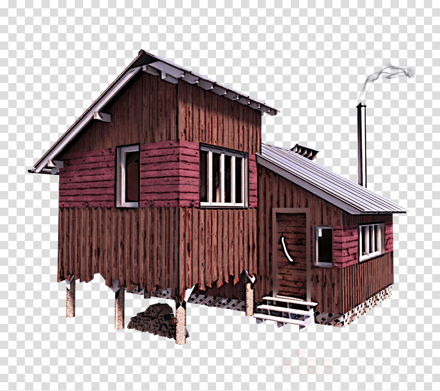house shed building shack home