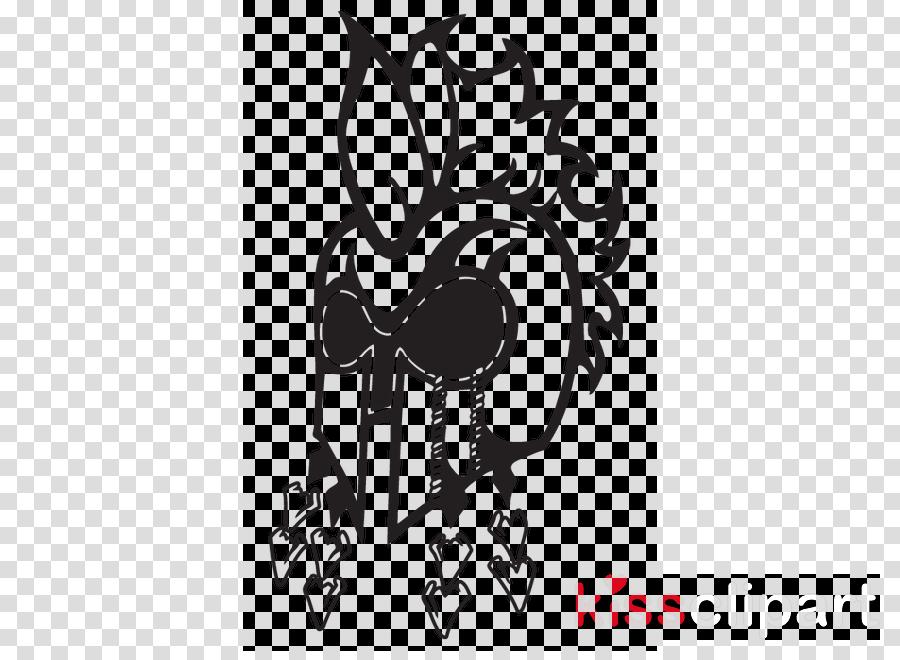line art black-and-white font stencil logo