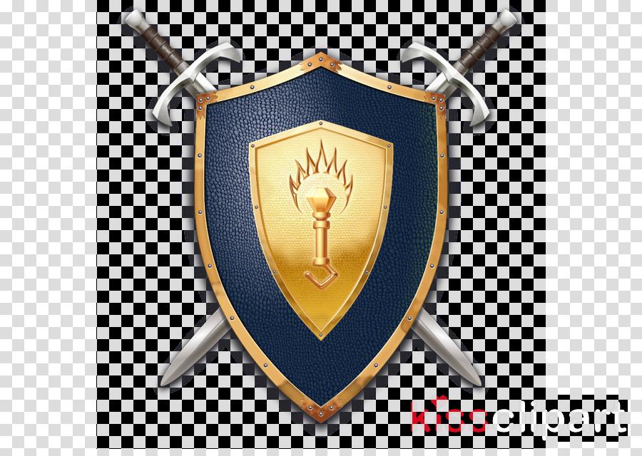 shield emblem sword badge symbol