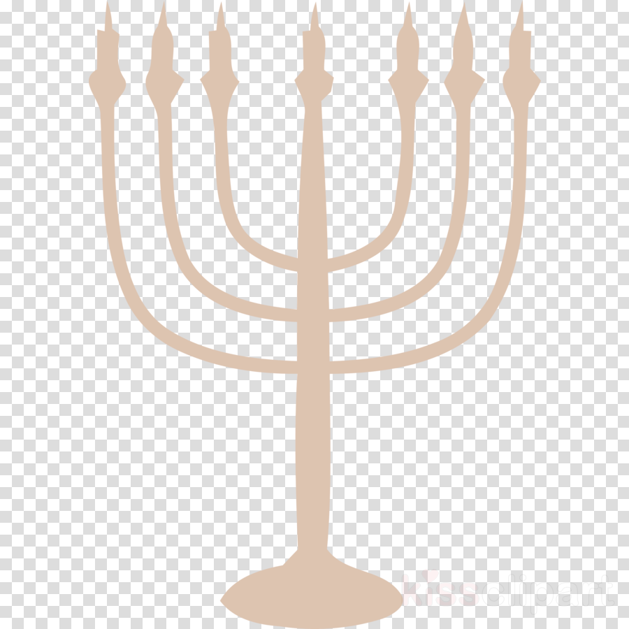 Hanukkah Candle Happy Hanukkah