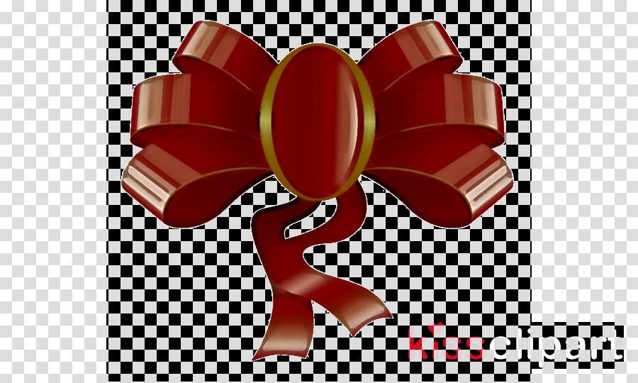 red ribbon material property petal symbol