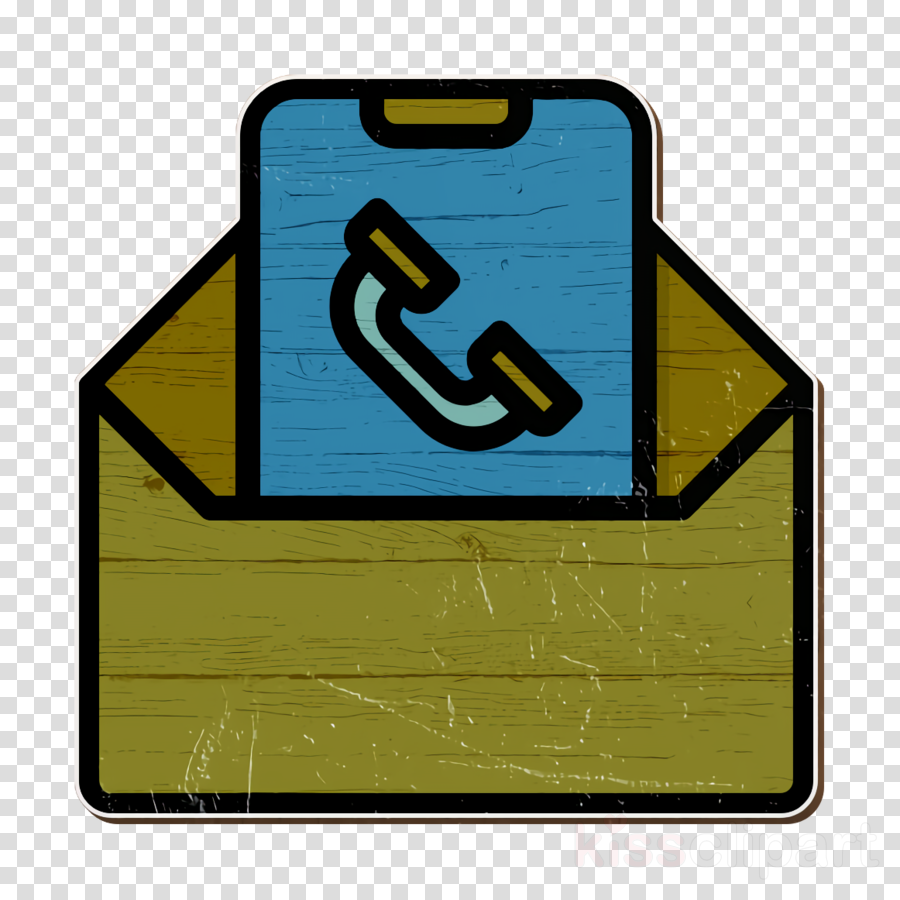 Contact And Message icon Contact us icon