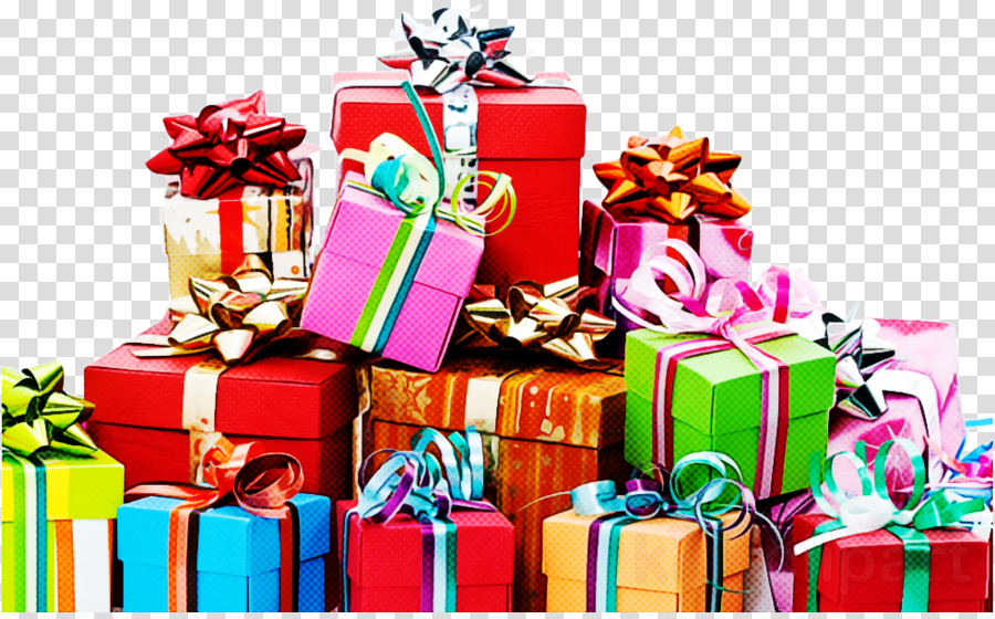 Christmas cracker clipart - Present, Gift Wrapping ... (900 x 560 Pixel)
