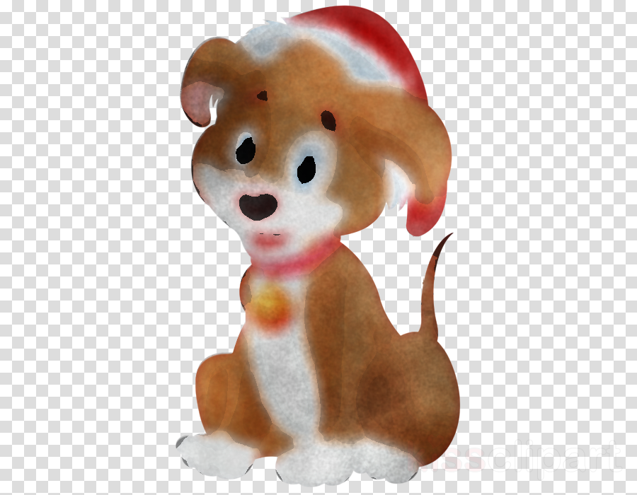 toy figurine animal figure stuffed toy puppy