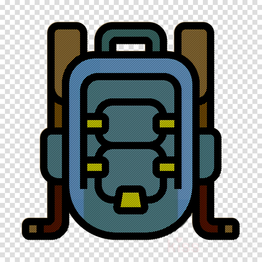 Backpack icon Bag icon Workday icon