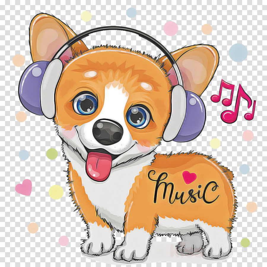 dog pembroke welsh corgi chihuahua welsh corgi cartoon