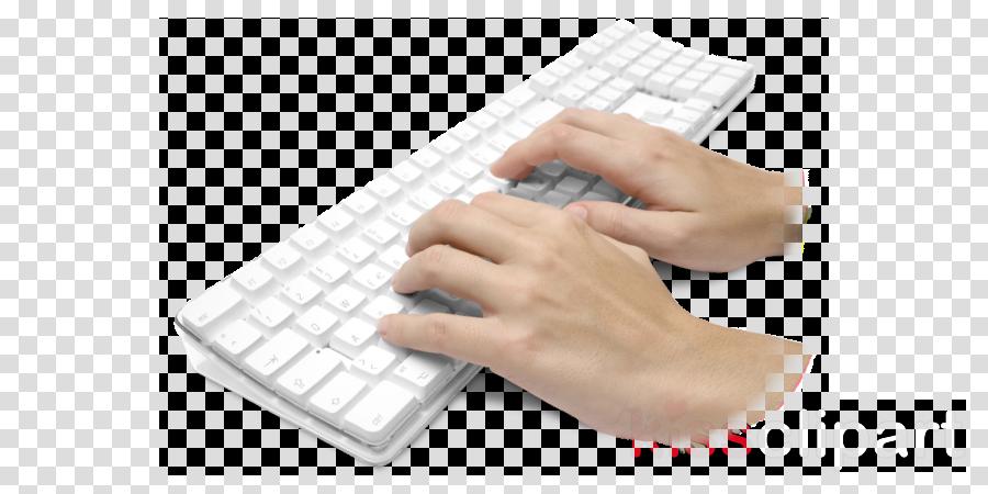 computer keyboard hand finger technology office equipment