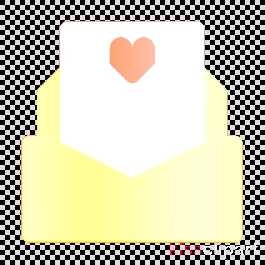 Wedding icon Card icon Wedding invitation icon