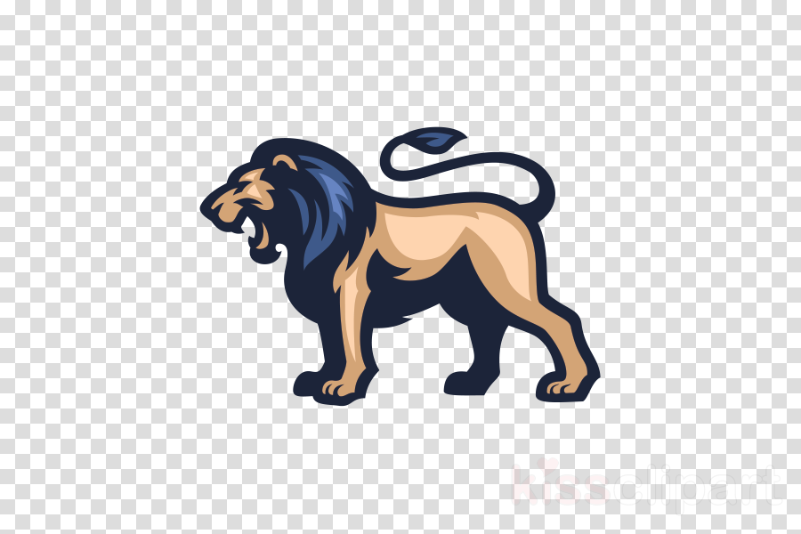 lion animal figure cartoon wildlife roar