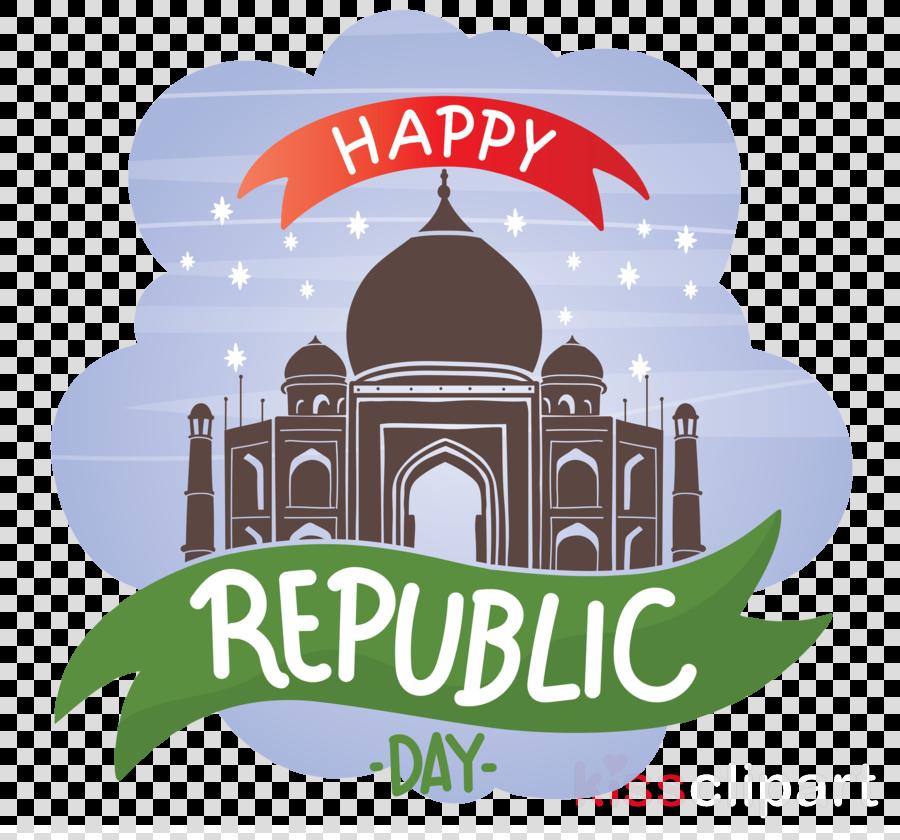 India Republic Day Taj Mahal 26 January