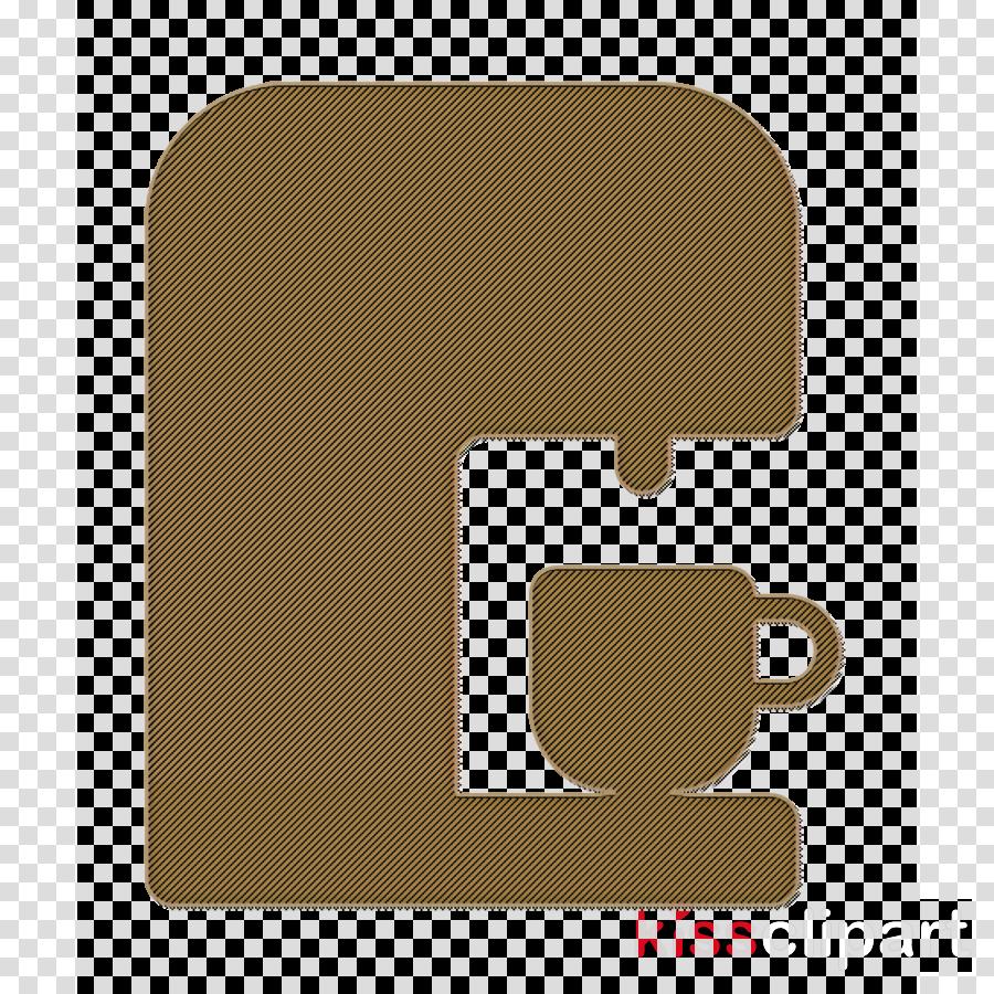 Hotel icon Coffee machine icon Espresso icon