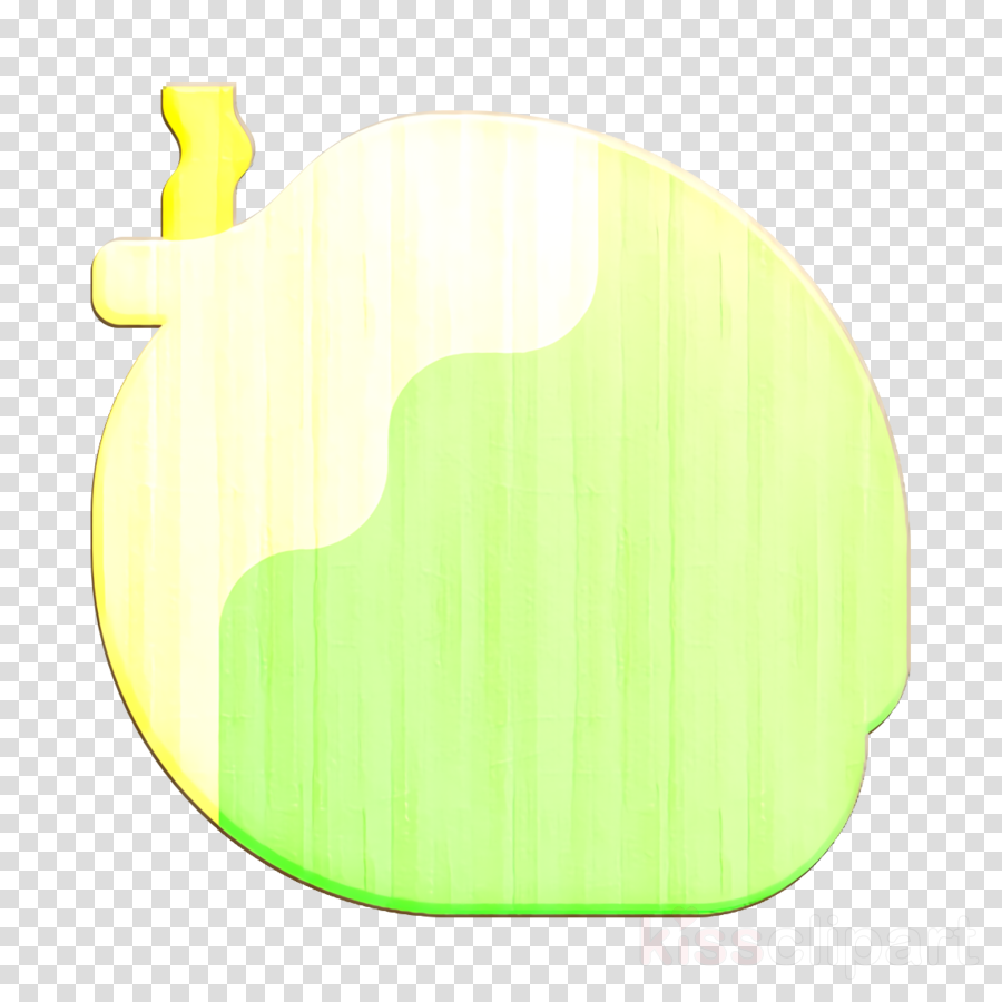 Fruit and Vegetable icon Coconut icon