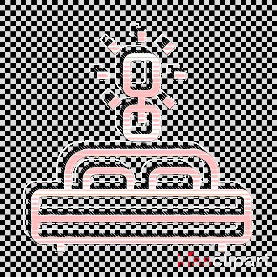 Hotel icon Bed icon Bedroom icon