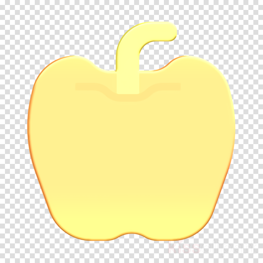 Food and restaurant icon Fruit and Vegetable icon Apple icon