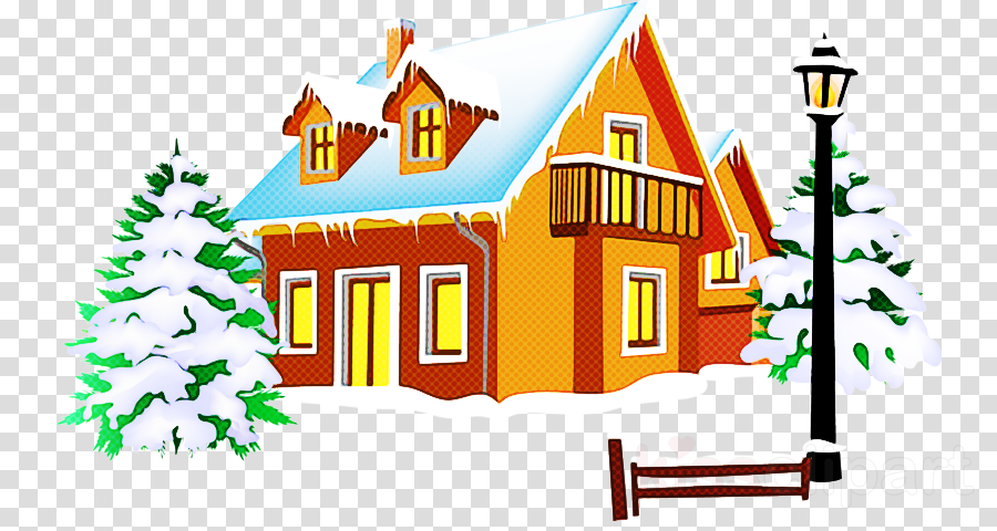 home property house winter real estate