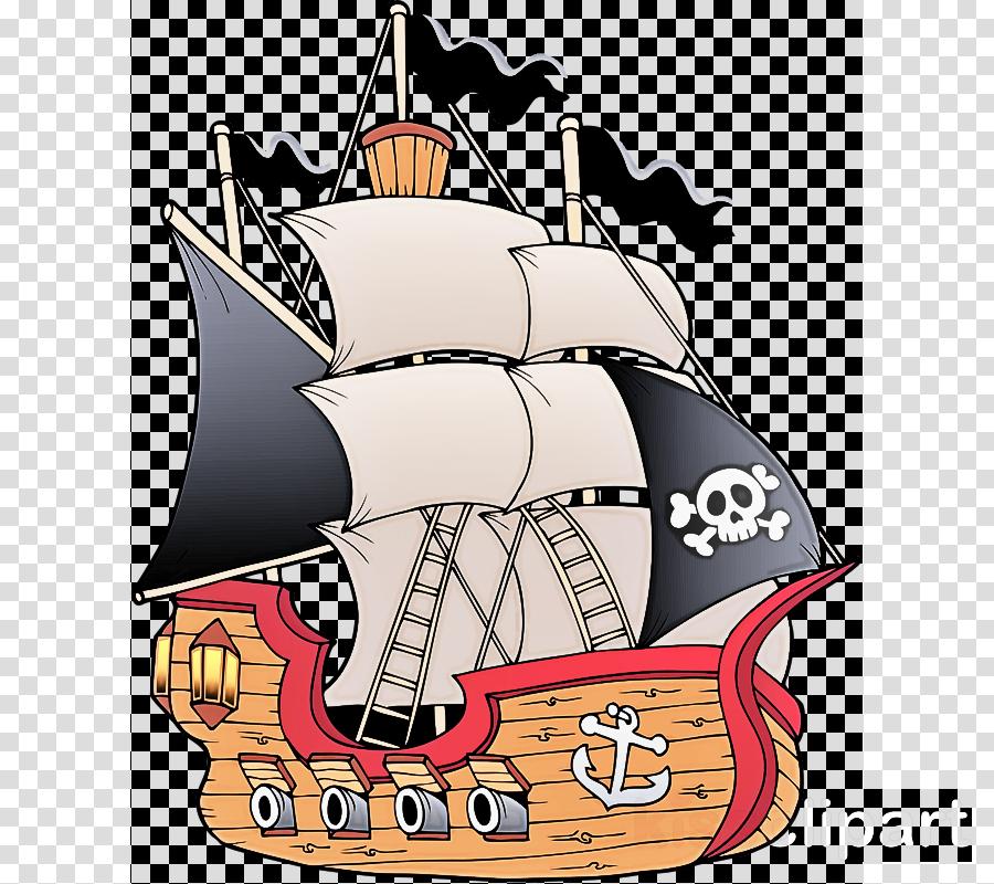 cartoon ship vehicle watercraft boat