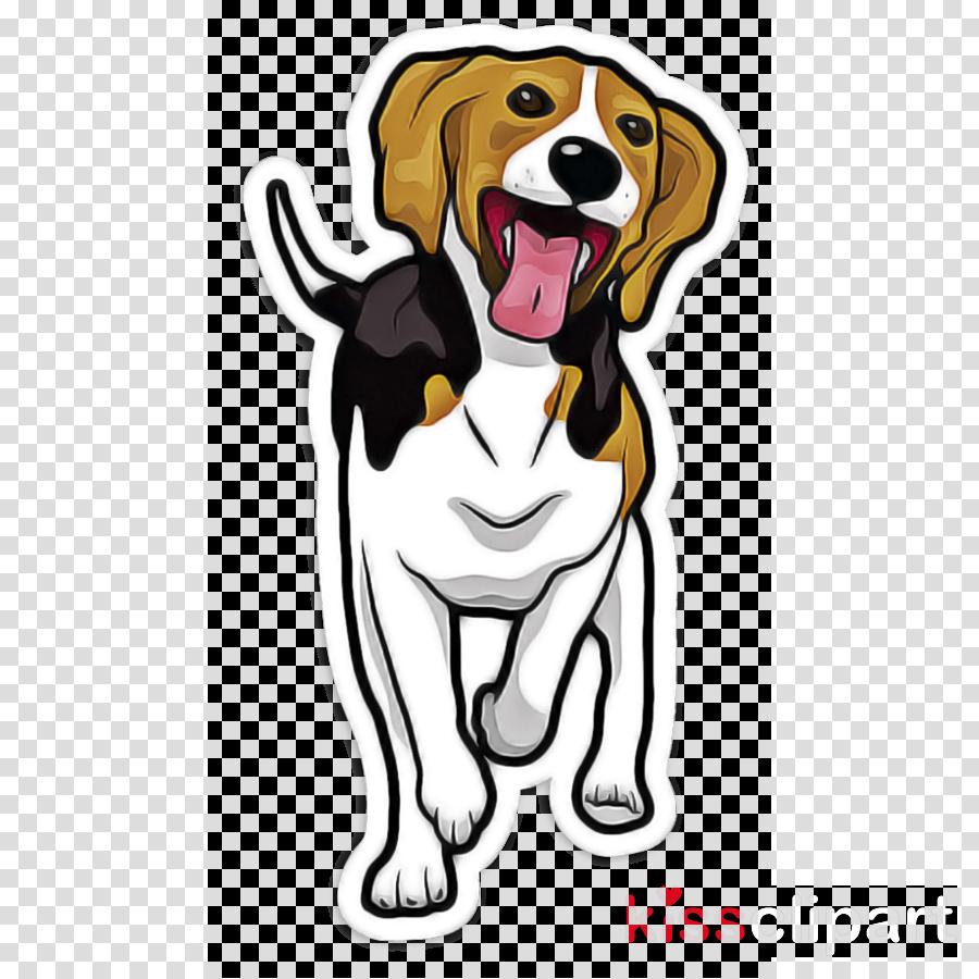 dog cartoon beagle sporting group english foxhound