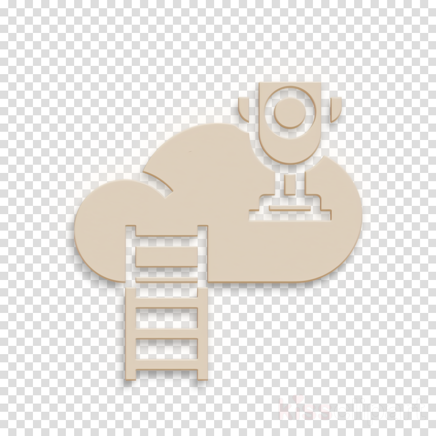 Cloud icon Ladder icon Startup icon