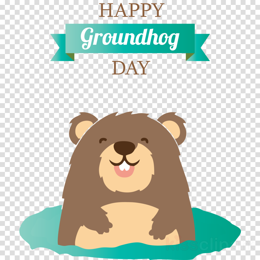Groundhog Groundhog Day Happy Groundhog Day