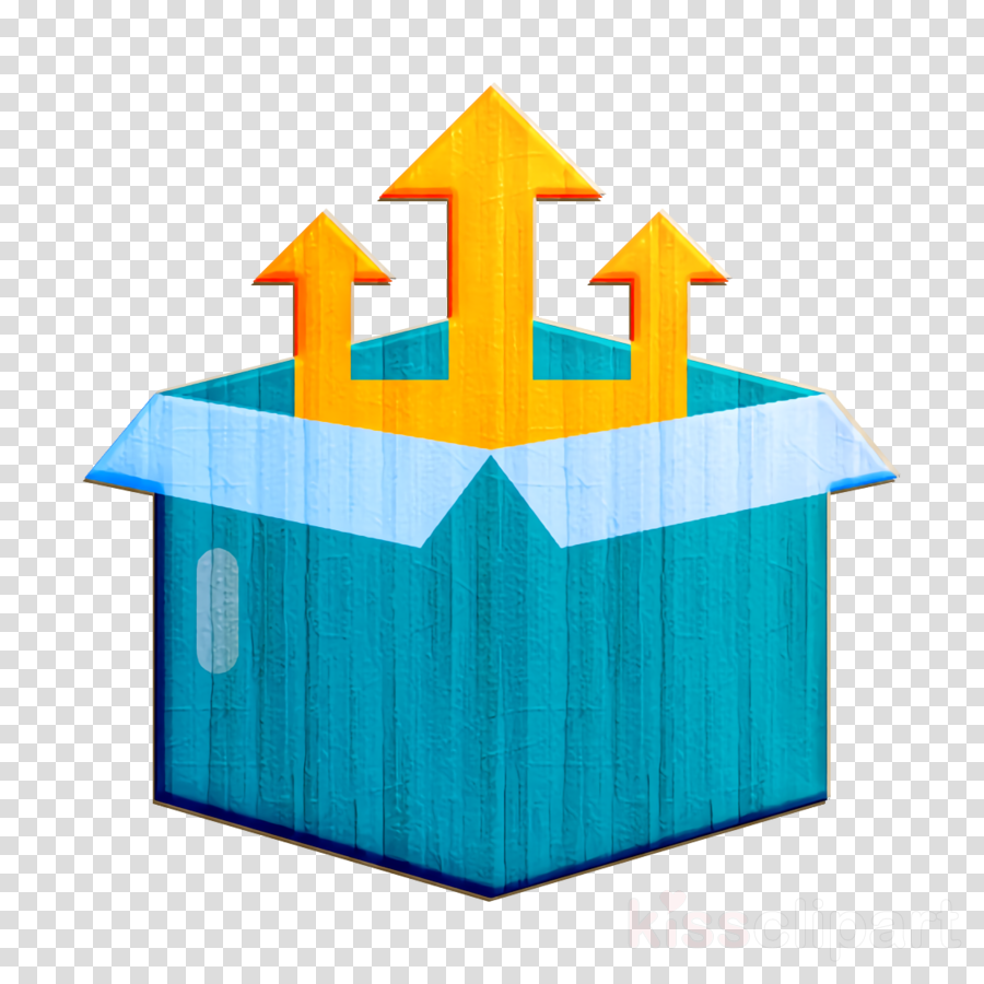 Box icon Startup icon Launch icon