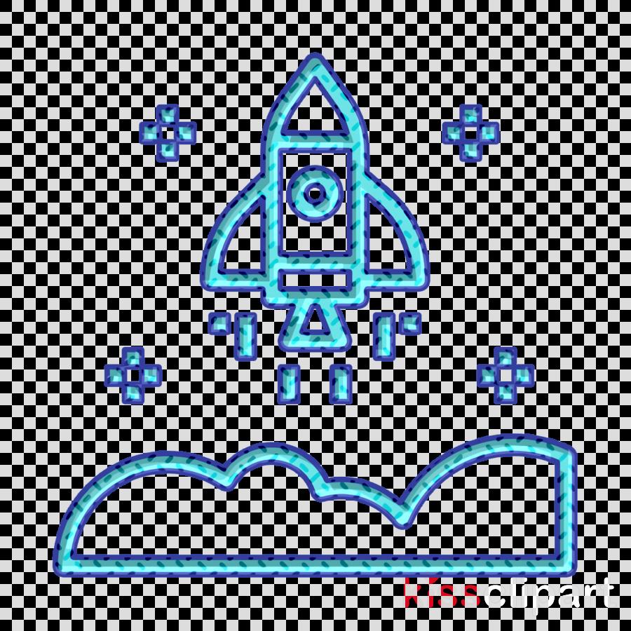 Startup icon Rocket icon