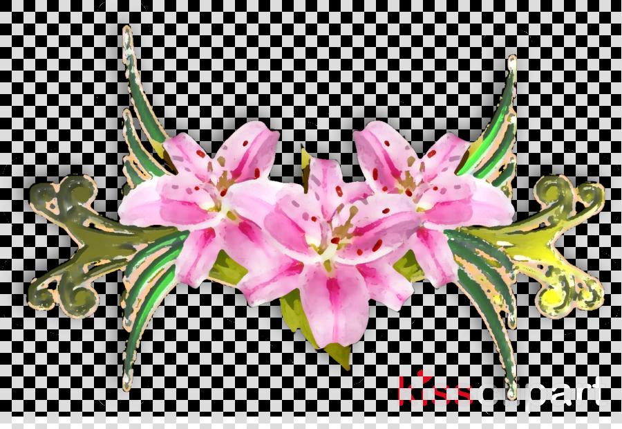 Lilium Bouquet Flower Bouquet flower bunch