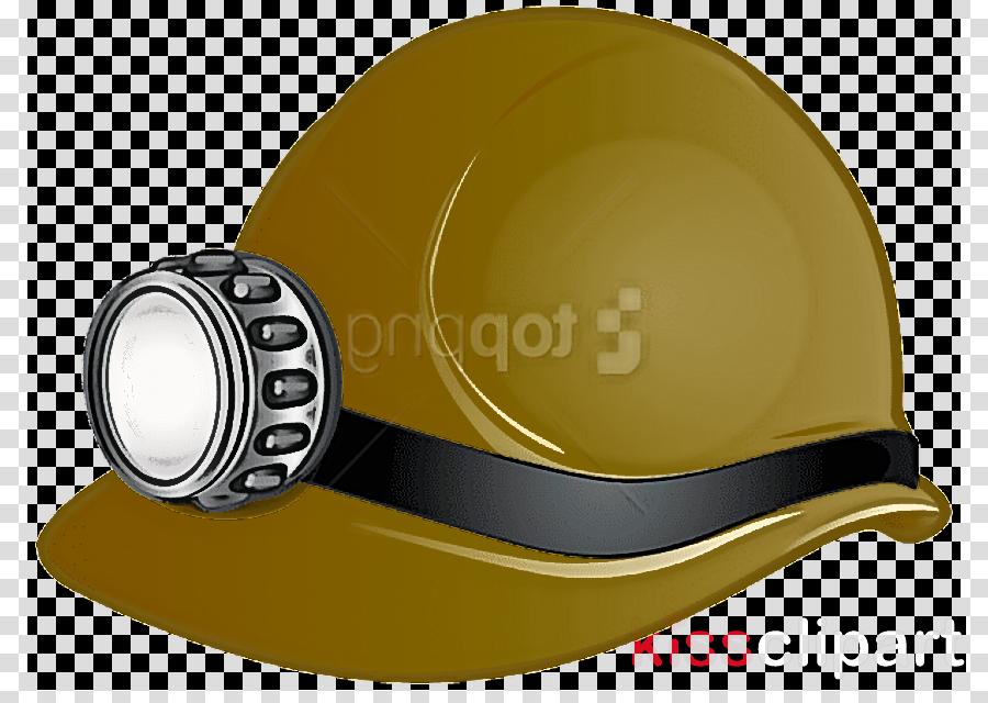 helmet personal protective equipment clothing yellow cap