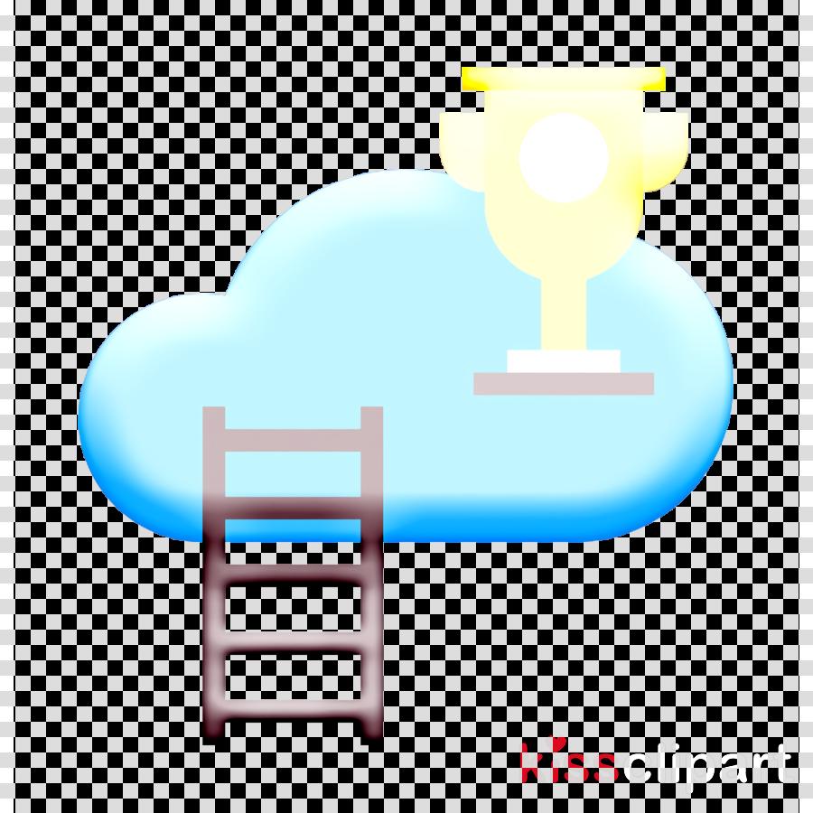 Success icon Startup icon Cloud icon