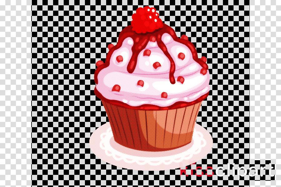 cupcake baking cup icing cake buttercream