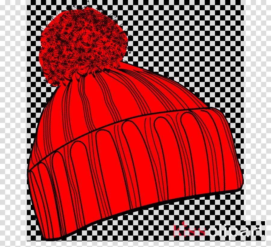red clothing cap beanie knit cap