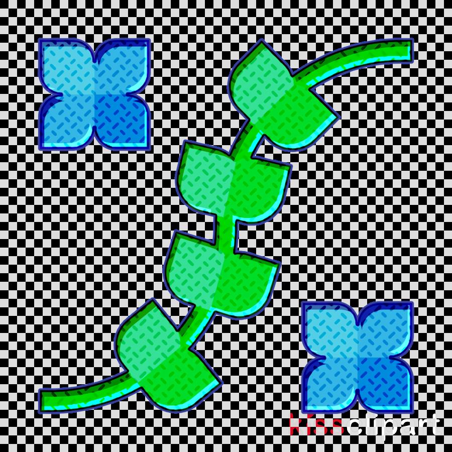 Violet icon Floral Design icon Flower design icon