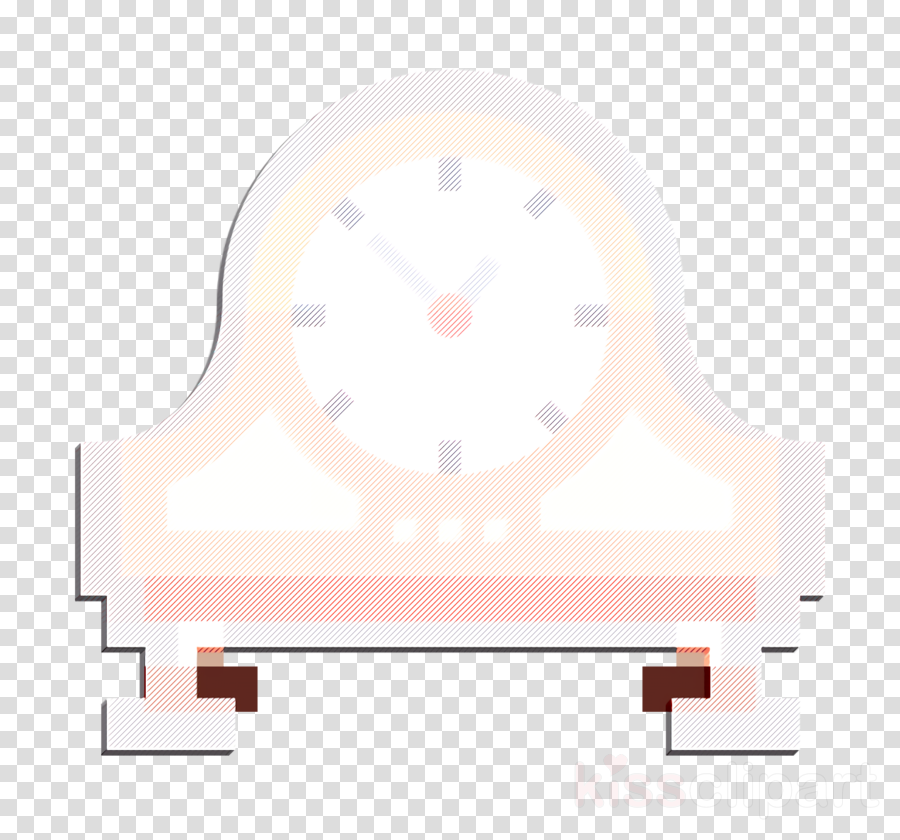 Hour icon Table clock icon Watch icon