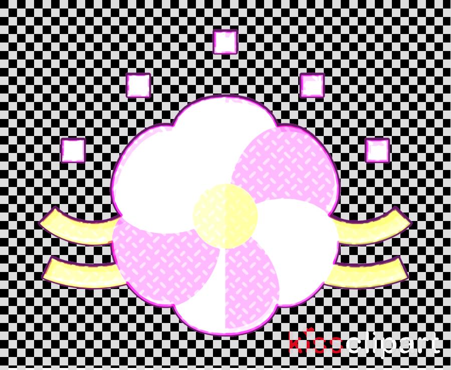 Floral design icon Floral icon Floral Design icon