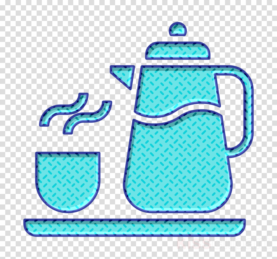 Coffee Shop icon Coffee pot icon Food and restaurant icon